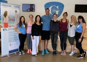 Anita Wang MD teaches Wellness at GritCycle