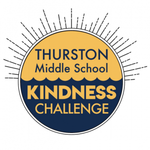 Thurston Middle School's Kindness Challenge
