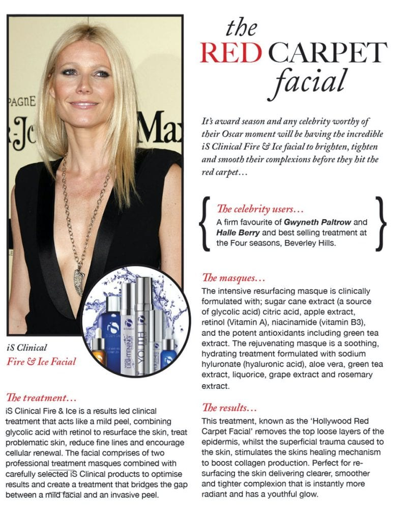 Celebrity-Approved Fire and Ice Facial with Anita Wang, MD