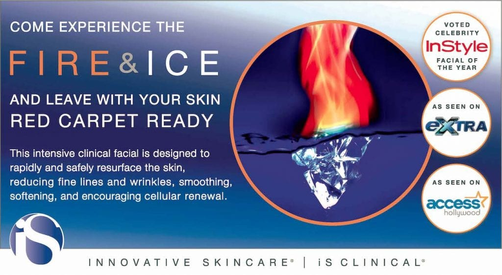 Fire and Ice Facial Red Carpet Anita Wang, MD