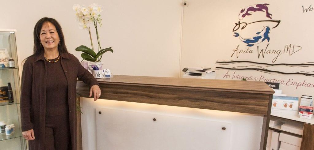 Dr. Anita Wang, MD front office